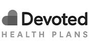 devoted health plan logo